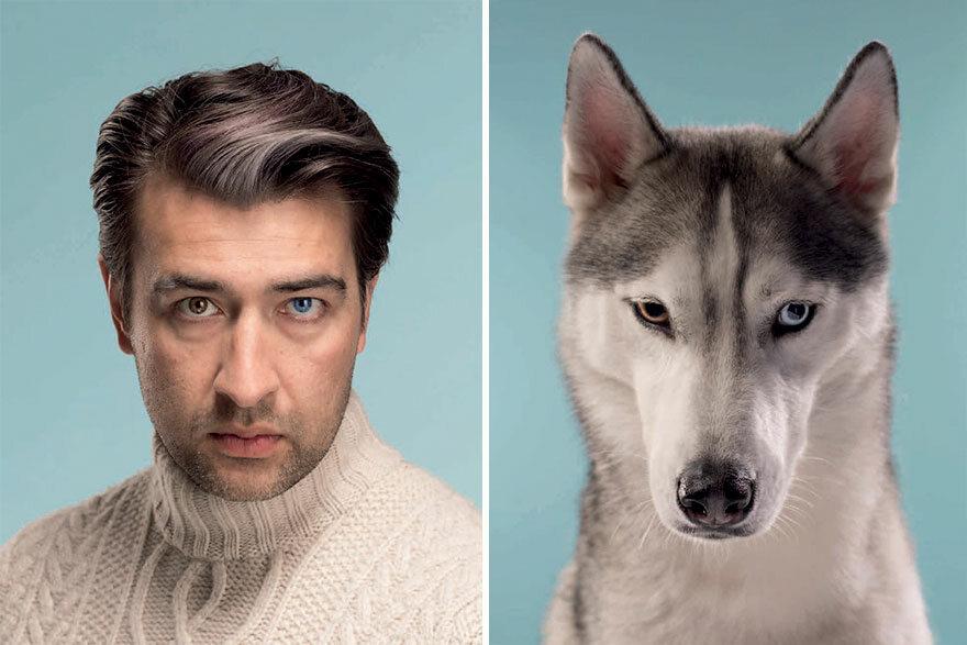 Właściciel i jego pies
