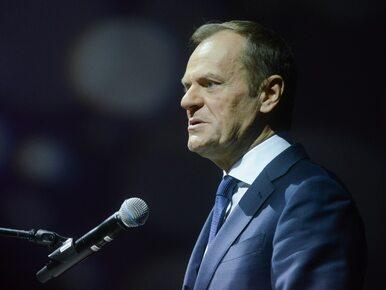 """Donald Tusk popiera Dulkiewicz. """"Tak wszyscy odczytujemy wolę Twojego..."""