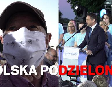 """""""Jeszcze będzie normalnie"""". Byliśmy na wieczorze wyborczym Rafała..."""
