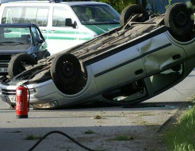 Długi weekend na drogach: 65 zabitych, 1218 rannych, 5 tysięcy pijanych