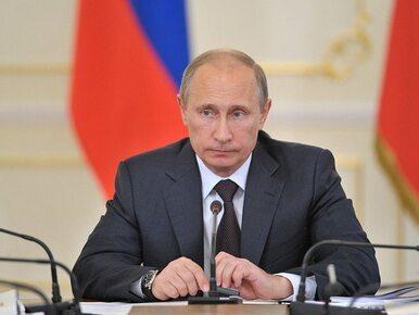 Putin obniżył sobie pensję