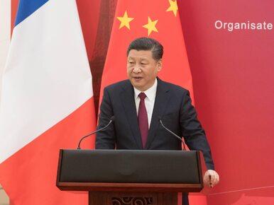 Dożywotnie rządy chińskiego prezydenta? Partia zaproponowała...