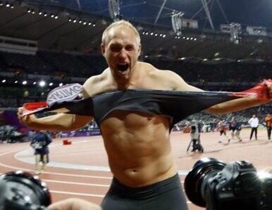 """Wicemistrz olimpijski skrytykował konkurenta. """"Rozerwał napis..."""
