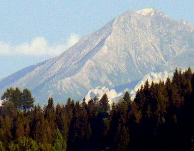 Polka zginęła w słowackich Tatrach
