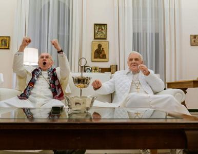 """Netflix ogłosił datę premiery i udostępnił główny zwiastun """"Dwóch papieży"""""""