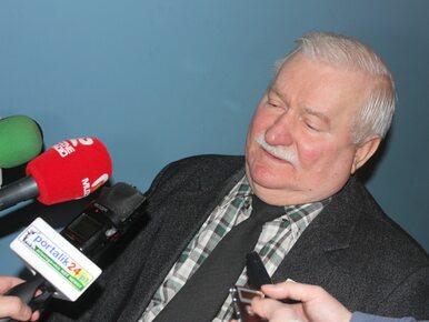"""Morawiecki chce obniżki emerytury dla Wałęsy. """"On już swoje pieniądze..."""