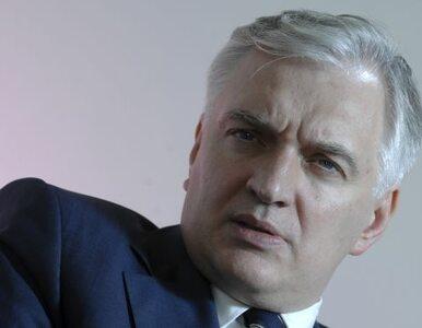 Gowin o celebrytach w PE: Nabijanie wyborców w butelkę