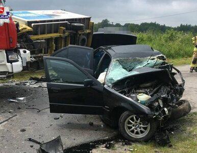 Wracali z matury BMW, zderzyli się z busem. Nie żyje 19-latek