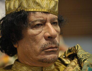"""Libia: syn Kadafiego w rękach rebeliantów? """"Może tak, może nie"""""""