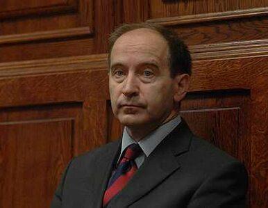 Siemiątkowski skazany na rok więzienia
