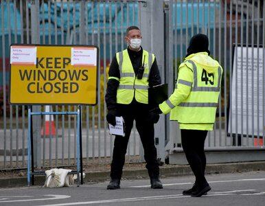 Wielka Brytania. Kolejne 708 osób zmarło z powodu koronawirusa