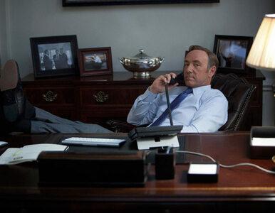 """Netflix ogłosił w końcu, co dalej z """"House of Cards"""". Jaki będzie nowy..."""