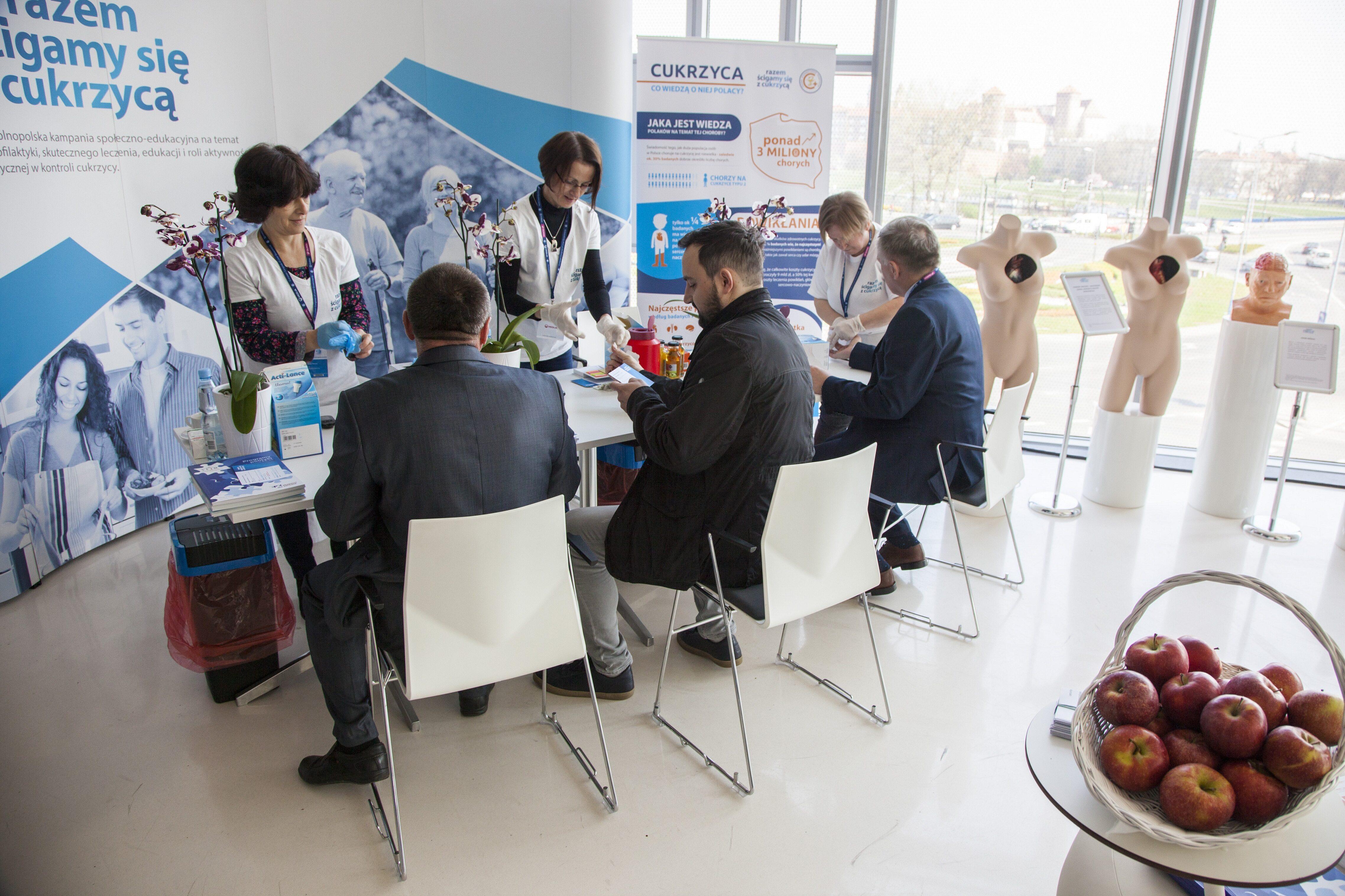 V Europejski Kongres Samorządów Cukrzyca - największe wyzwanie zdrowotne naszych czasów