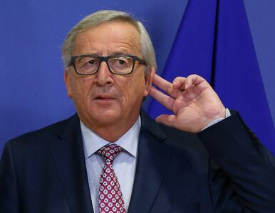Współpracownik Junckera awansował dwukrotnie w ciągu 9 minut....