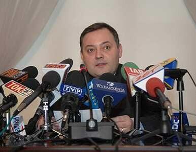 Policja potwierdza zarzuty dla Dąbrowskiego