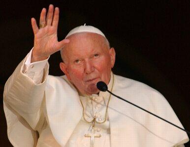 Skradziono relikwię z krwią Jana Pawła II