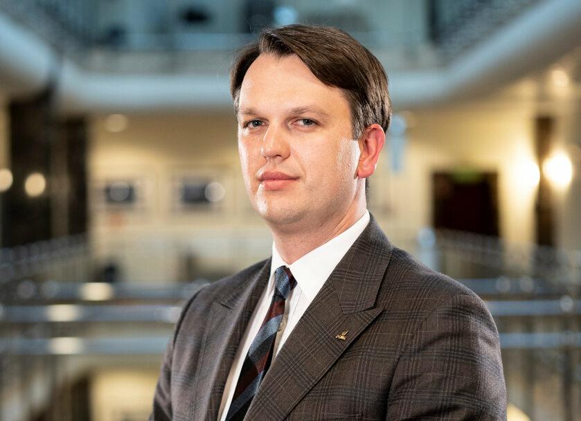 Arkadiusz Sekściński, wiceprezes ds. rozwoju, PGNiG