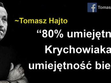 Tomasz Hajto kończy 45 lat. Zobacz najlepsze memy z udziałem komentatora!