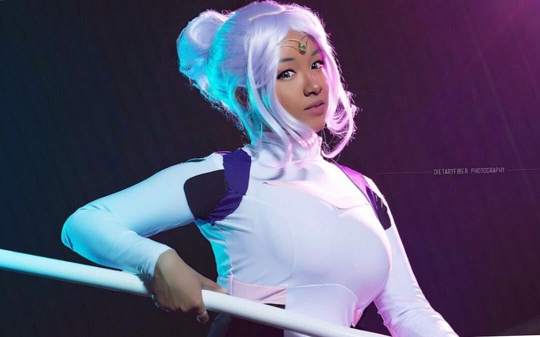 Cosplayerka Unique Sora
