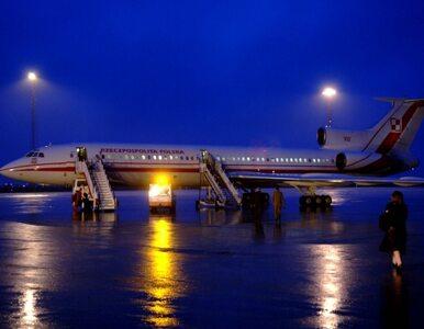 Dowódcy 36 Pułku chcieli, by na pokładzie Tu-154M był rosyjski nawigator
