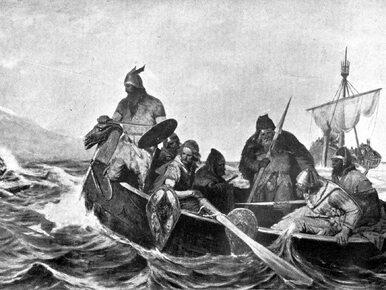 """Złodzieje wykradli ponad 400 pamiątek po wikingach. """"Okradziono nas z..."""