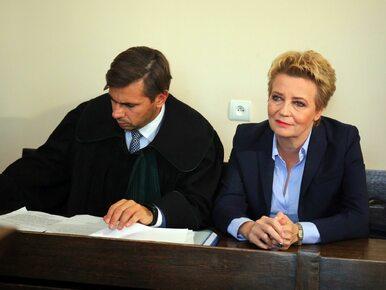 Wyrok w sprawie prezydent Łodzi. Hanna Zdanowska prawomocnie skazana