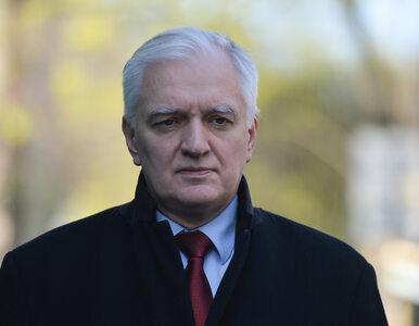 Jarosław Gowin: Weto prezydenta wyłonionego z szeregów opozycji jest...