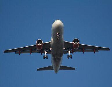 "Samolot ""zdmuchnięty"" z pasa startowego"