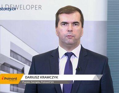 Polnord SA, Dariusz Krawczyk - Prezes Zarządu, #228 PREZENTACJE WYNIKÓW