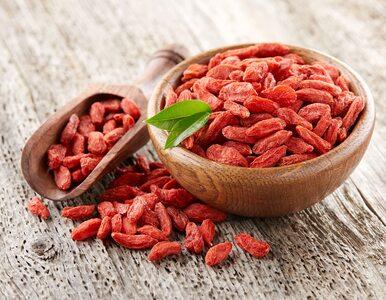 Dlaczego jagody goji zalicza się do superfoods?