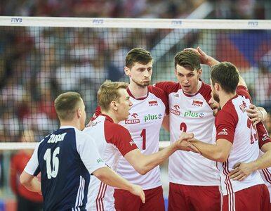 Liga Narodów: Polscy siatkarze pokonali Włochów