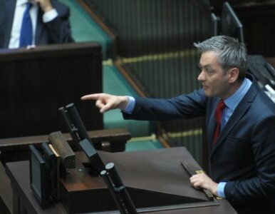 Biedroń: Tusk podał rękę Kaczyńskiemu. Jestem rozczarowany