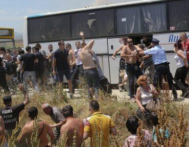 Nie pozwolili Serbom wjechać do Kosowa. Efekt? 50 osób rannych