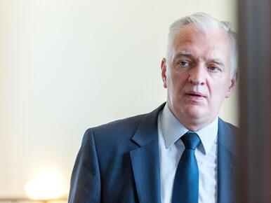 Polska może nie uznać wyroku TSUE? Gowin tłumaczy się ze swoich słów