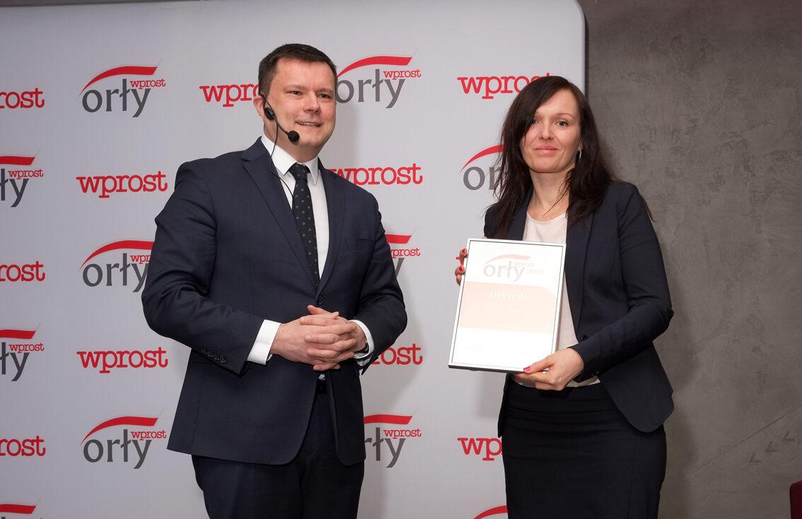 """Gala Orłów Tygodnika """"Wprost"""" w Zielonej Górze"""