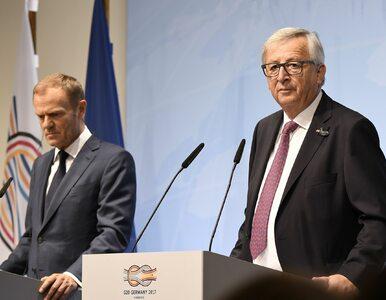 """Juncker przedstawił rewolucyjny pomysł. """"To nic przeciwko mojemu..."""