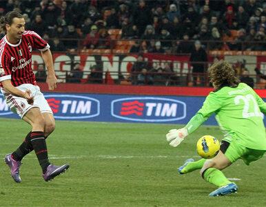 Milan-Juventus w półfinale Pucharu Włoch