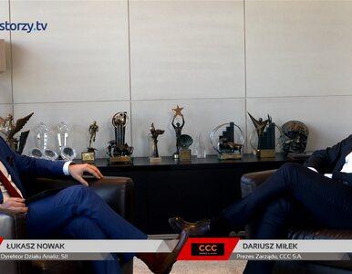 Wywiad z Dariuszem Miłkiem, Prezesem Zarządu CCC S.A., część II