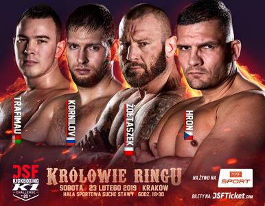 DSF Kickboxing Challenge 20: Kraków 23 lutego 2019