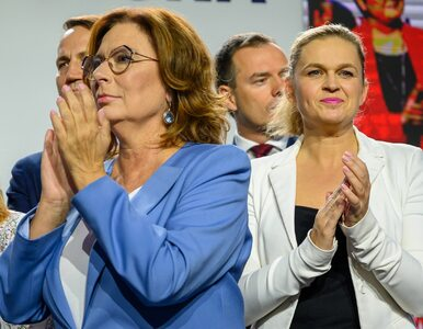 Inicjatywa Polska poparła Małgorzatę Kidawę-Błońską. Padły pytania o...
