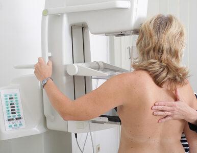 Czy mammografia pomoże wskazać, której kobiecie grozi niewydolność serca?