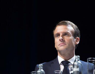"""Macron reaguje na starcia we Francji.  """"Hańba tym, którzy nadużywali siły!"""""""