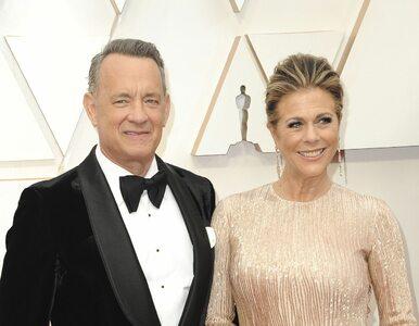 """Tom Hanks i jego żona maja koronawirusa. """"Co teraz? Co dalej?"""""""