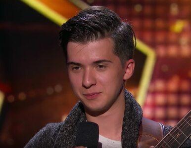 18-letni Polak zachwyca w amerykańskim show. Pochwalił go sam Simon Cowell
