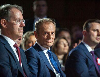 """Kosiniak-Kamysz ocenia wsparcie Tuska. """"Nie pomogło Koalicji"""""""