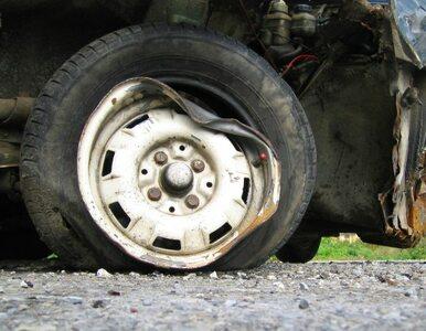 Małopolska: poważny wypadek, kilkadziesiąt osób rannych