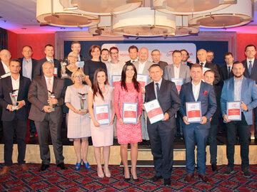 """Orły Tygodnika """"Wprost"""" 2016 w Wielkopolsce"""