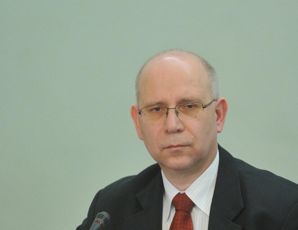 Wiceprezes PFN Maciej Świrski