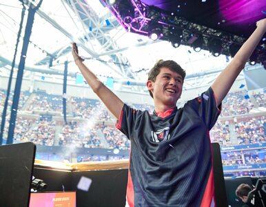 16-latek został milionerem. Wygrał mistrzostwa świata w Fortnite