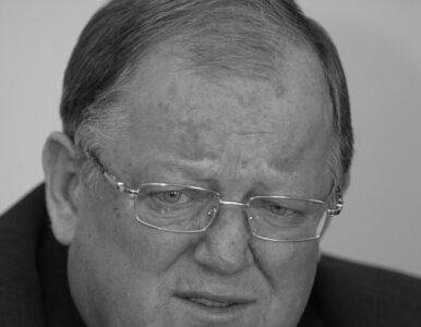 Nie żyje Henryk Dzido, były adwokat Andrzeja Leppera i senator